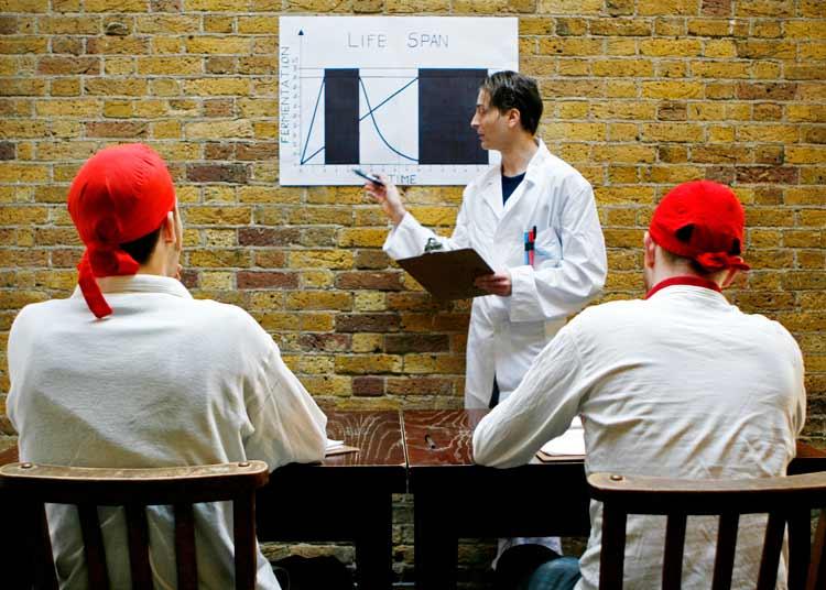 Studierende Lerntheorie - Pizza Kurs